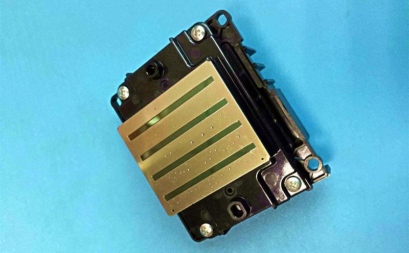 白墨打印機4720噴頭