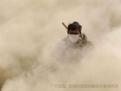 灰尘影响喷头