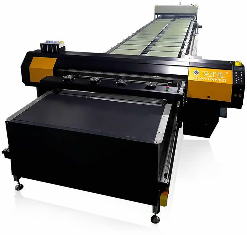 佳印美Q6000+全自动拔印平板打印机