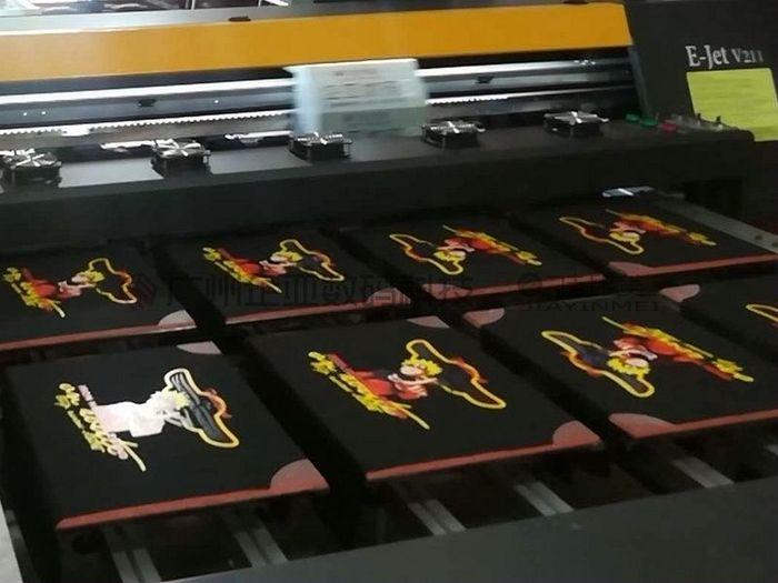 T恤服装印花机
