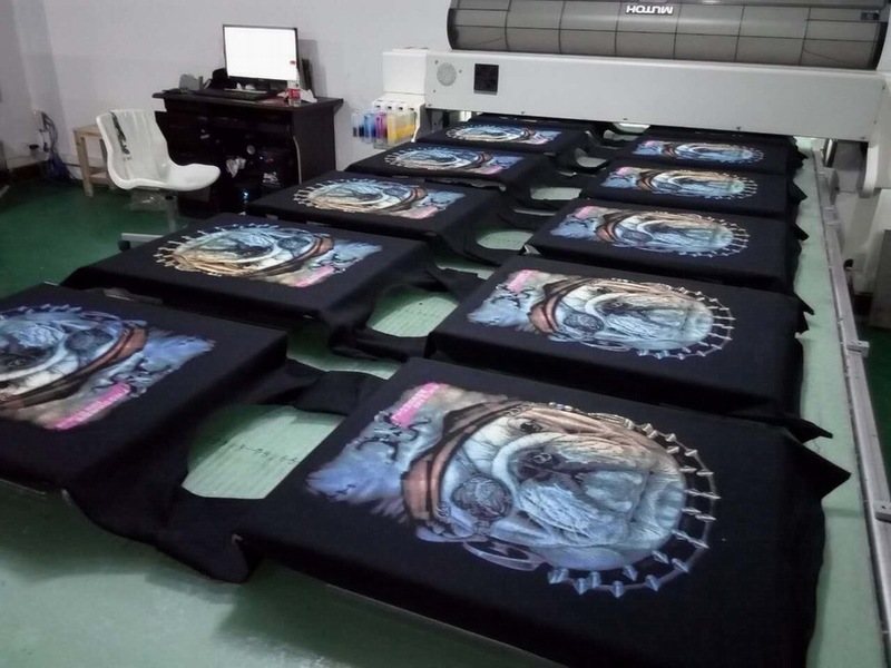 T恤印花机