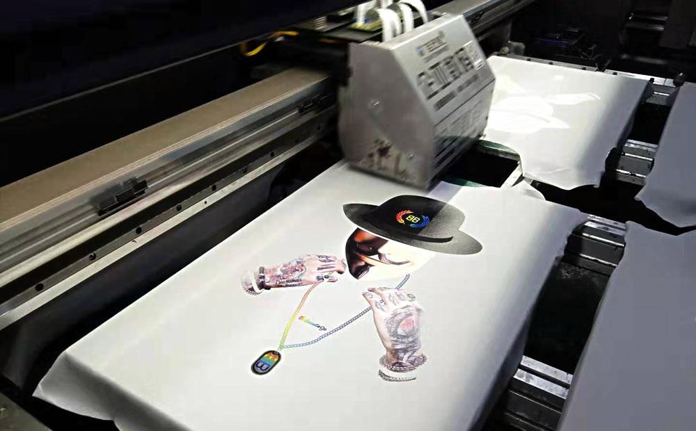 六个小诀窍延长平板打印机喷头寿命