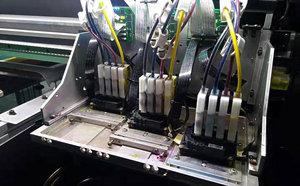 直噴式數碼印花機容易堵噴頭嗎?