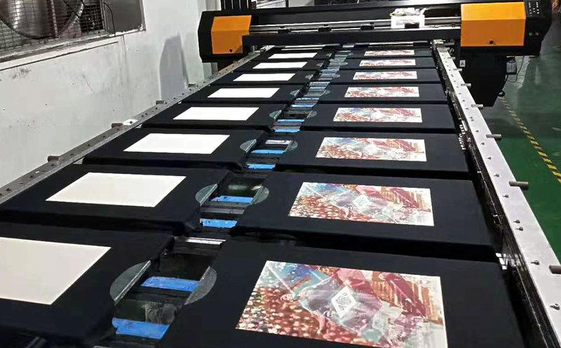 佳印美平板打印机
